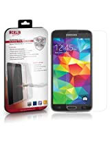 Berlin Gear Samsung Galaxy S5 Crystal Clear Tempered Glass Screen Protector - 1 -Pack