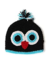 Highknit Penguin baby cap