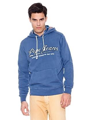 Pepe Jeans Sweatshirt Bavan (Blau)