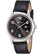 Daniel Klein Analog Black Dial Men's Watch - DK10851-2