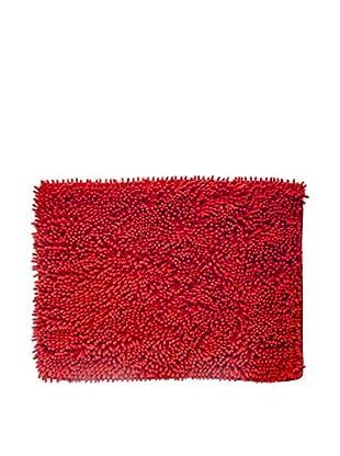 VIGAR Alfombra de Baño Acqua Rojo