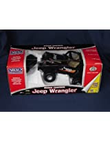Nikko Radio Control Jeep Wrangler Single Function
