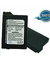 1200m Ah Psp S110 Battery Sony Play Station Silm, Psp 3000, Psp 3004