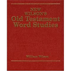 【クリックで詳細表示】New Wilson's Old Testament Word Studies: Keyed to Strong's Exhaustive Concordance, Keyed to the Theological Wordbook of the Old Testament: William Wilson: 洋書
