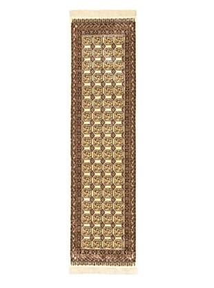 Persian Traditional Rug, Beige/Brown, 2' 4