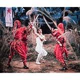 少林拳対五遁忍術の画像