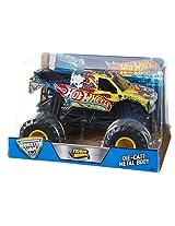 Hot Wheels Monster Jam Team Hot Wheels, Multi Color