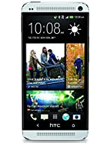 HTC ONE M7 32GB 4G LTE Android Smartphone (Unlocked) - Sliver (Discontinued by Manufacturer)