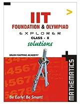IIT Foundation - Maths - Solutions - Class - 10