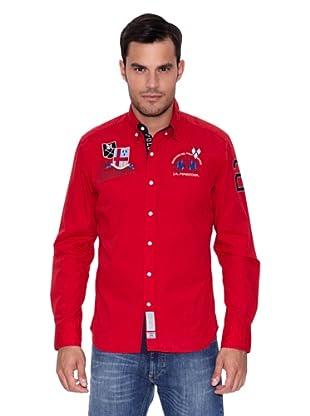La Martina Camisa David (Rojo)