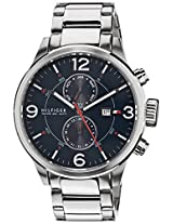 Tommy Hilfiger Analog Blue Dial Men's Watch - TH1790903J