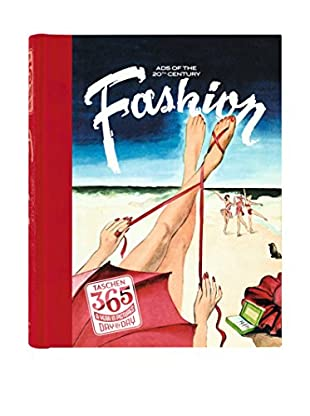 365 Fashion Ads of The 20th Century Hardcover Coffee Table Book
