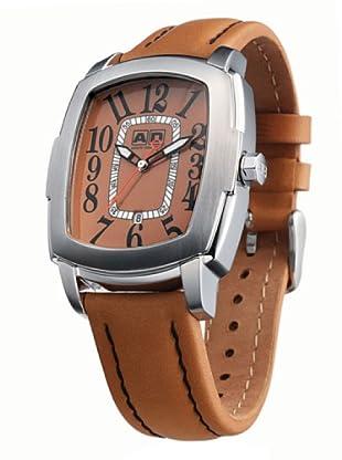 Adolfo Dominguez Watches 69160 - Reloj de Señora cuarzo correa de piel Marrón