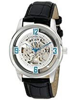 Stuhrling Original Analog Silver Dial Men's Watch - 877.01