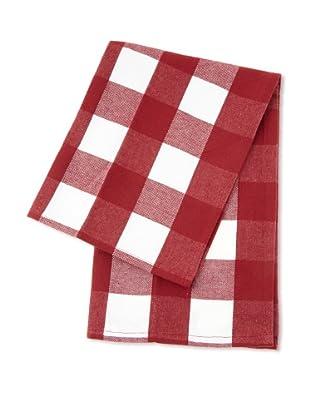 Villeroy & Boch Paño de cocina cuadros rojo