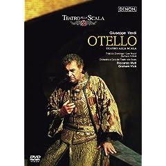 DVD ムーティ指揮/ミラノ・スカラ座 ドミンゴ、ヌッチほか ヴェルディ:歌劇《オテロ》 のAmazonの商品頁を開く