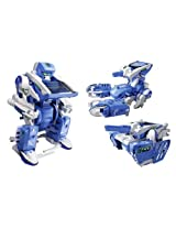 Solar Robot Assembly Kit. 8+ to Assemble Robert, Scorpion and Tank that Moves.