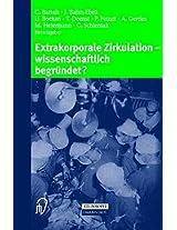Extrakorporale Zirkulation _ wissenschaftlich begründet?