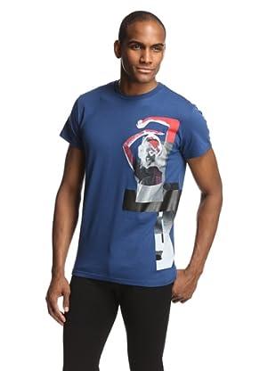 Dior Men's Dancing Girl T-Shirt (Multi)