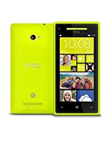 HTC 8X Windows Mobile Phone - Yellow