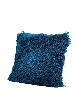 Kare Design Cojín Fur Teal 45 X 45 Cm
