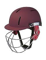 GM Cricket Helmet Senior - Maroon