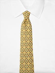 Hermès Men's Rare Tie, Yellow, One Size