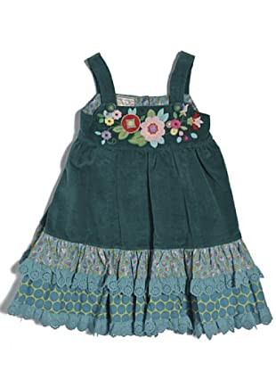My Doll Kleid (Petrol)