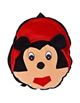 Style Addict Soft Mickey Bag pack - Color: Red # RC007