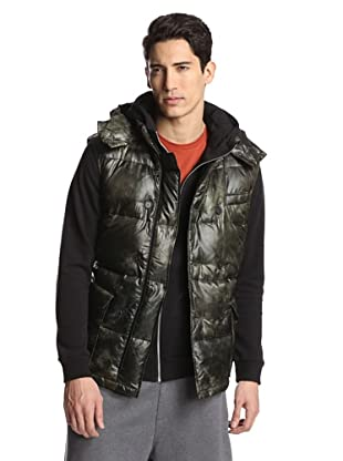 Adidas SLVR Men's Down Vest (Multi)