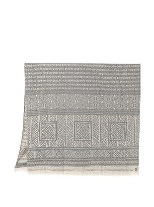 Mundu Crisscross Pareo (Grey)