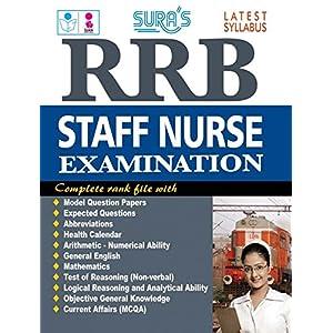 RRB Staff Nurse Examination