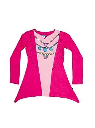 DolÇa Vestido Joyas (Fucsia)