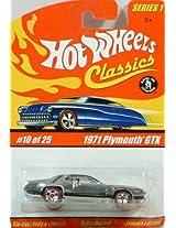 Hot Wheels Classics 1971 Plymouth GTX #10 of 25