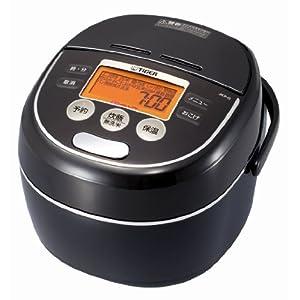 TIGER 圧力IH炊飯ジャー 炊きたて (5.5合炊き) ブラック JKP-G100-K