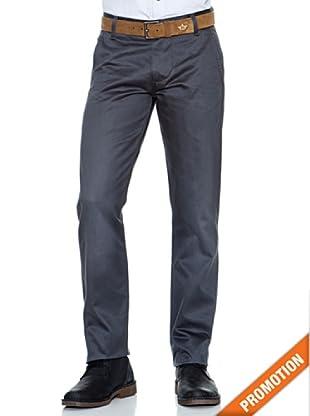 Dockers Pantalón Alpha Chino (Gris Oscuro)