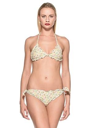 Emamò Bikini Kristi (Amarillo / Verde)