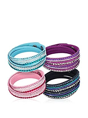 Diamond Style Armband-Set x 4