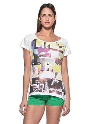 Bench T-Shirt Rubaruse (Bright White)