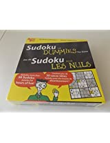 Sudoku for Dummies University Games Bilingual Edition