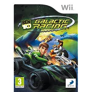 Ben 10: Galactic Racing (Nintendo Wii) (NTSC)