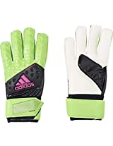adidas Ace Fingersave Replique Goalkeeper Gloves (Green)
