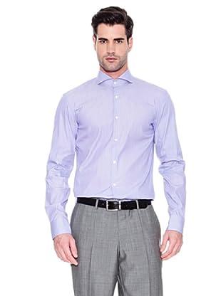 Hugo Boss Camisa Dwayne (Lila)