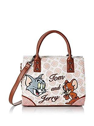 TOM & JERRY Bolso asa de mano Tom & Jerry Hipster