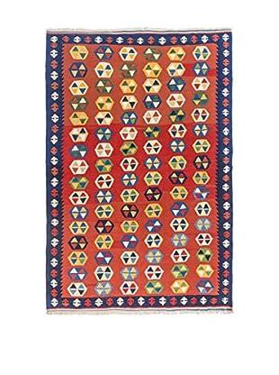 NAVAEI & CO. Teppich mehrfarbig 201 x 138 cm
