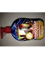 Iron Man 3 Moisturizing Hand Soap Pulsar Punch 8 Oz. 2 Pack