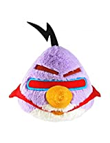 "Angry Birds 5"" Purple Space Bird Plush Officially Licensed"