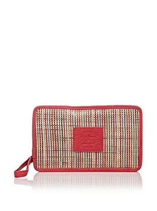 Pepe Jeans London Geldbeutel Blossom Wallet 3 (Rot)