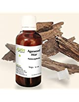 Allin Exporters Agarwood Attar - 100% Pure , Natural & Undiluted - 50 ML