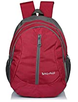 Bag-Age Happy 30 Large Backpack (Pink)